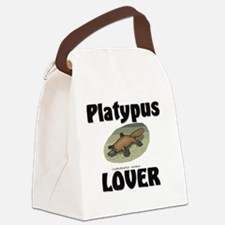 Platypus68126 Canvas Lunch Bag