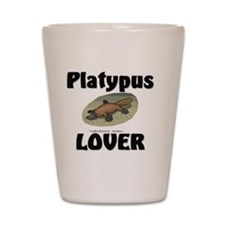 Platypus68126 Shot Glass