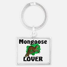 Mongoose135171 Landscape Keychain