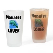 Manatee53190 Drinking Glass