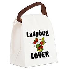 Ladybug143205 Canvas Lunch Bag