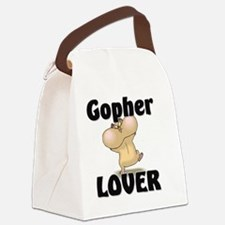 Gopher103256 Canvas Lunch Bag