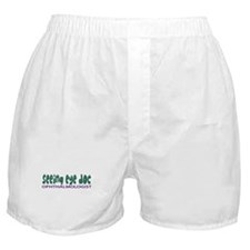 OPHTHALMOLOGIST Boxer Shorts