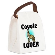 Coyote127312 Canvas Lunch Bag