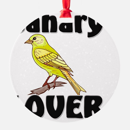 Canary62349 Ornament