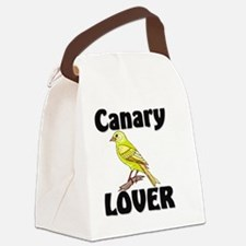 Canary62349 Canvas Lunch Bag