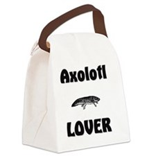 Axolotl129400 Canvas Lunch Bag