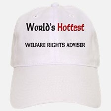WELFARE-RIGHTS-ADVIS12 Baseball Baseball Cap
