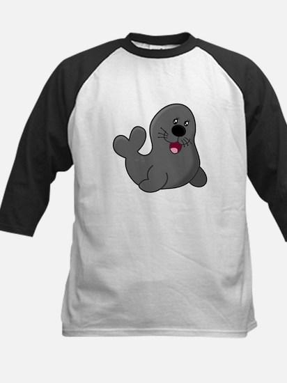 Baby Seal Baseball Jersey