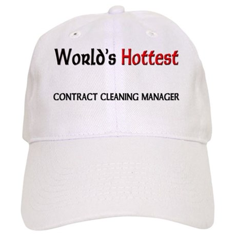 CONTRACT-CLEANING-MA97 Cap