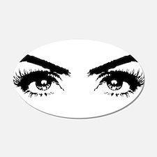 Eyes Wall Decal