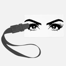 Eyes Luggage Tag