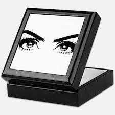 Eyes Keepsake Box