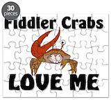 Fiddler crab Puzzles