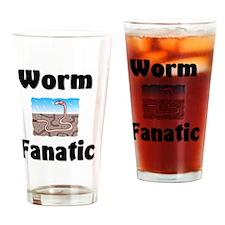 Worm1213 Drinking Glass