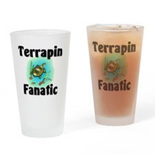 Terrapin12837 Drinking Glass