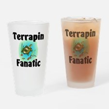Terrapin12837 Drinking Glass