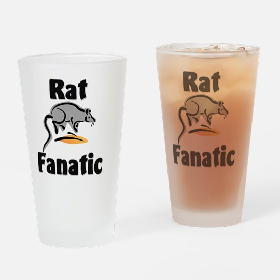 Rat103107 Drinking Glass