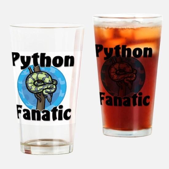Python91112 Drinking Glass