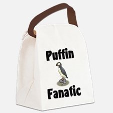 Puffin22114 Canvas Lunch Bag