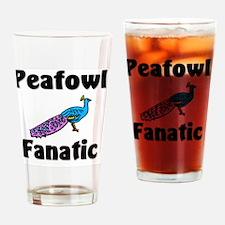 Peafowl17137 Drinking Glass