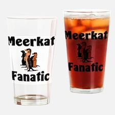 Meerkat143182 Drinking Glass