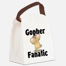 Gopher72256 Canvas Lunch Bag