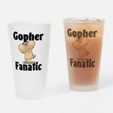 Gopher72256 Drinking Glass