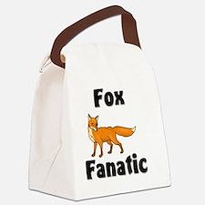 Fox8271 Canvas Lunch Bag