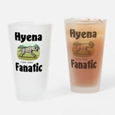 Hyena17226 Drinking Glass