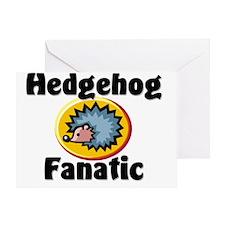 Hedgehog68236 Greeting Card