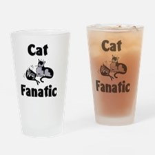 Cat32342 Drinking Glass