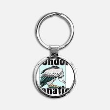 Condor73322 Round Keychain