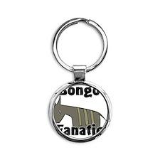 Bongo117365 Round Keychain