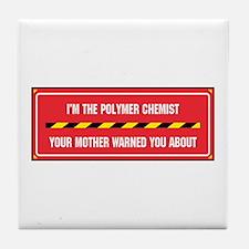 I'm the Polymer Tile Coaster