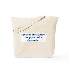 Grammie Power Tote Bag