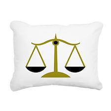 Cute Law Rectangular Canvas Pillow