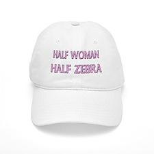 2-ZEBRA111 Baseball Cap