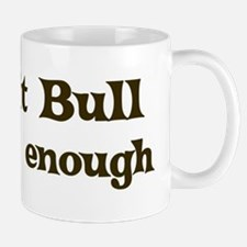 One Pit Bull Mug