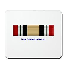 Iraq Campaign Medal Mousepad