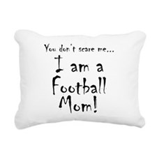Cute Basketball mom Rectangular Canvas Pillow
