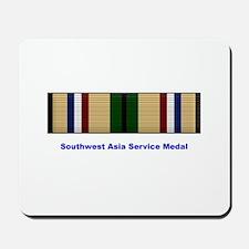 Southwest Asia Service Medal Mousepad