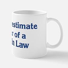 Daughter In Law Power Mug