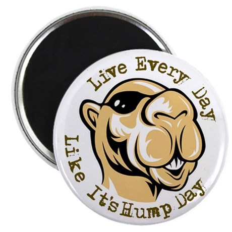 """Hump Day 2.25"""" Magnet (10 pack)"""
