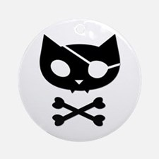 Pirate Kitty Charm