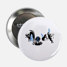 "Cats Read 2.25"" Button (10 pack)"