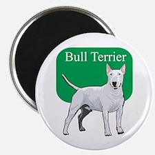 Bull Terrier Title Magnet