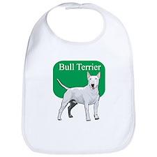 Bull Terrier Title Bib