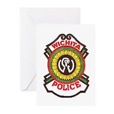 Wichita Police Greeting Cards (Pk of 10)
