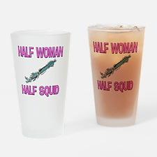 SQUID14551 Drinking Glass